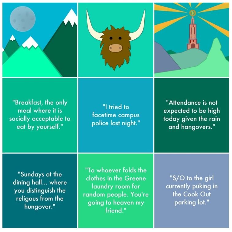 Responding to Offensive Posts on Yik Yak, Professors Stage
