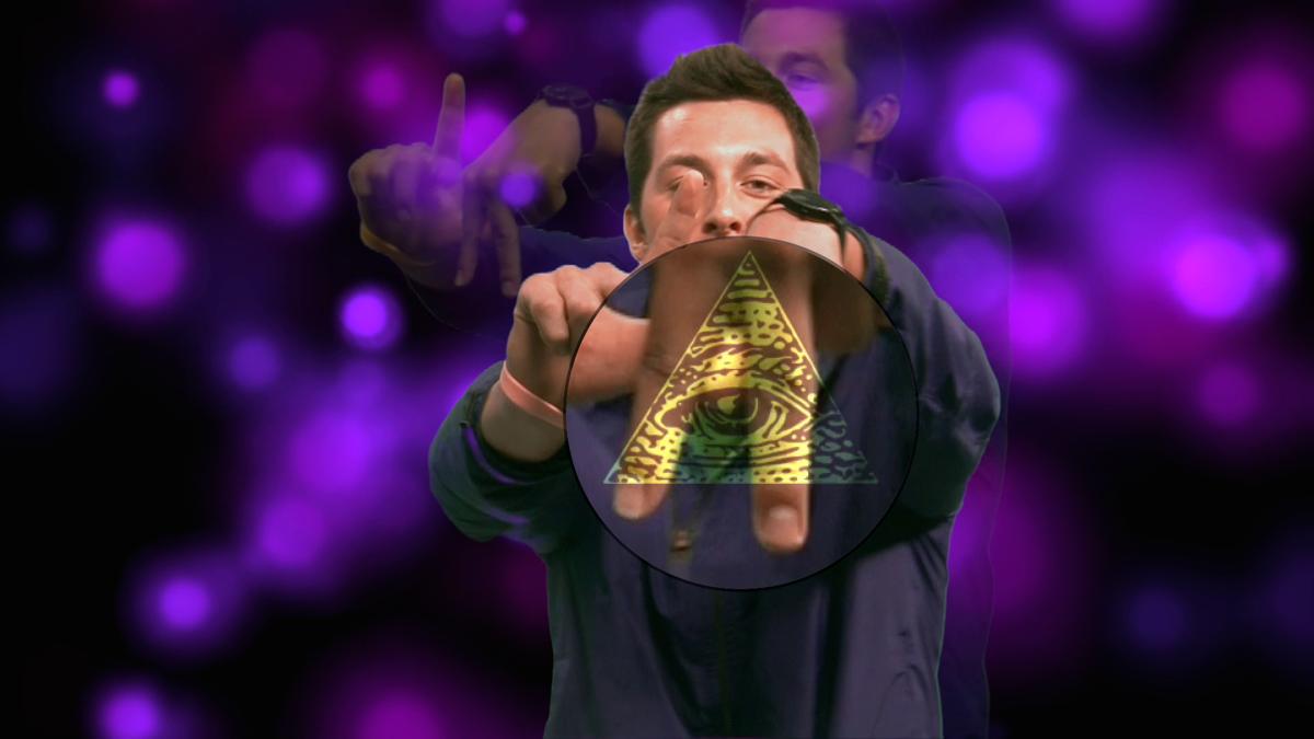 Funyon Blog 5 Illuminati Symbols In The Funyons Lip Sync Video