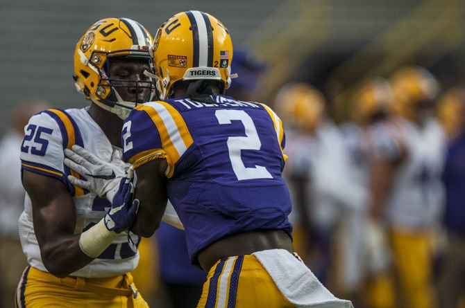 BYU gets crushed by LSU, 27-0