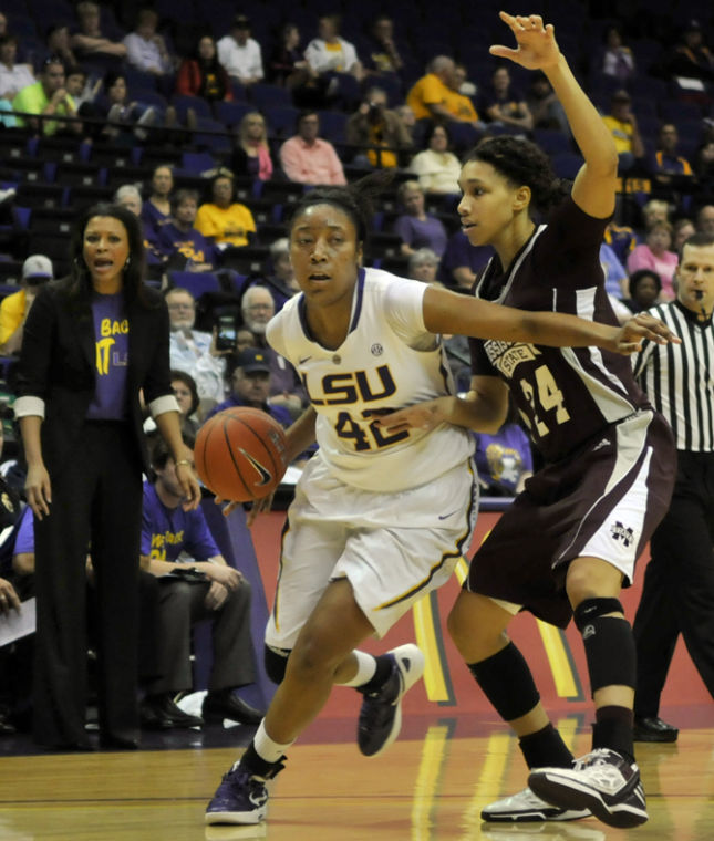 LSU looks for a rare road win