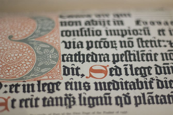10/23/17 Letterform Characters: From Stone Carver to Type Designer