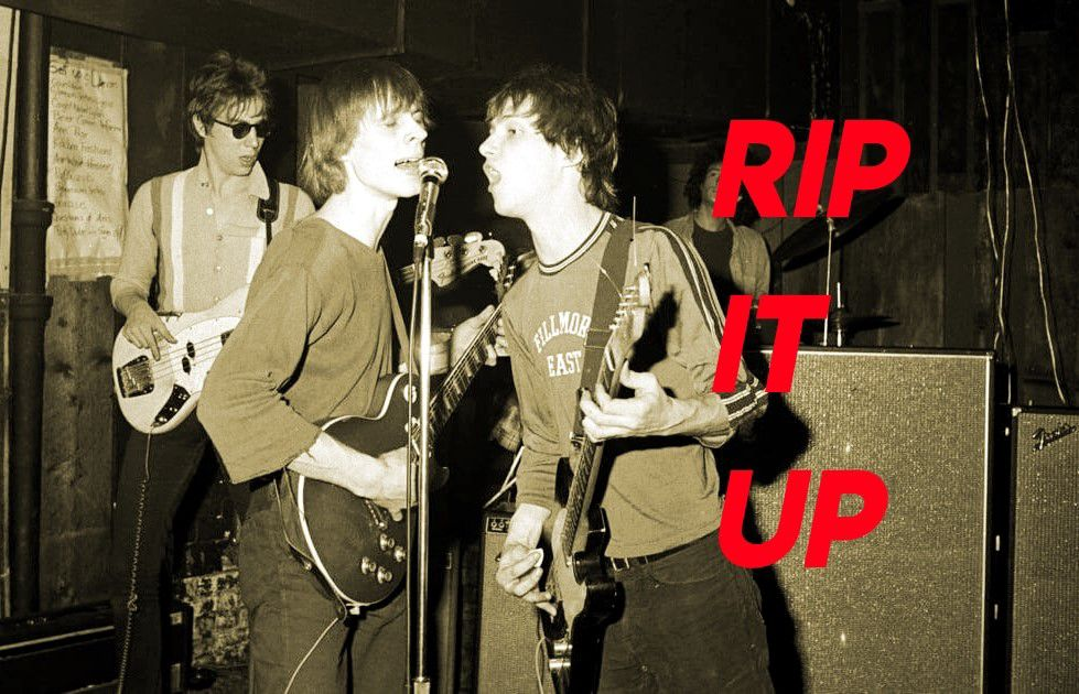 Rip It Up 2/10/18
