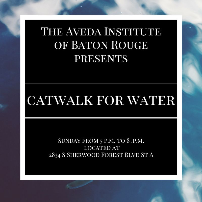 Catwalk for Water social card