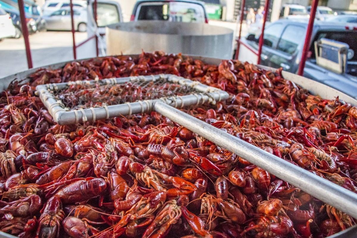 PHOTOS: RHA Crawfish Boil
