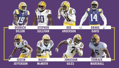 Wide receivers