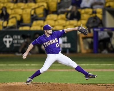 PHOTOS: LSU baseball defeats UTSA