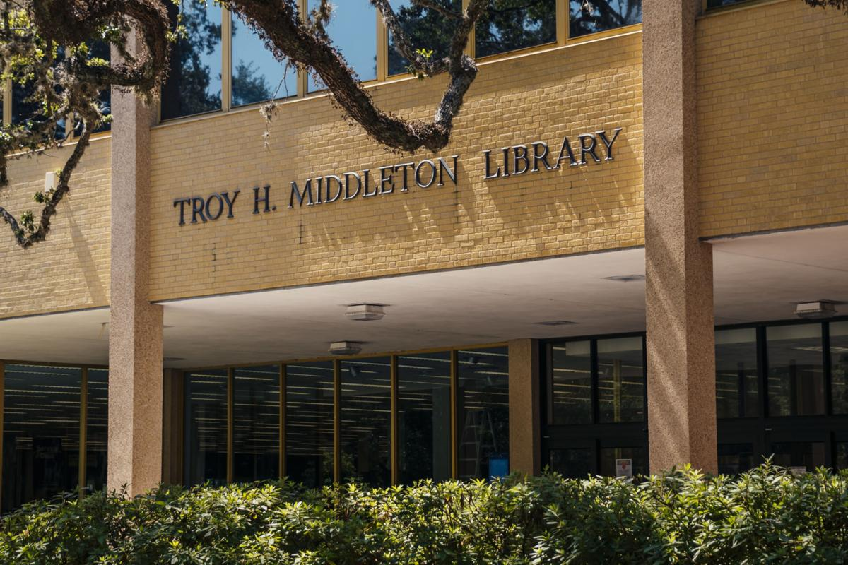 Troy H. Middleton Library
