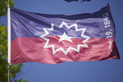 Juneteenth Flag Wisconsin