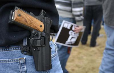 States pass college concealed carry laws | News