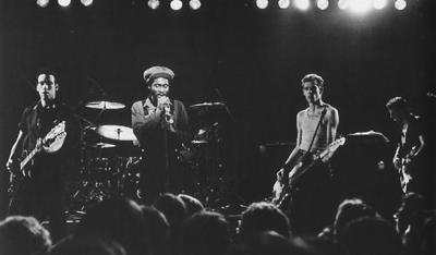 Mikey Dread x The Clash