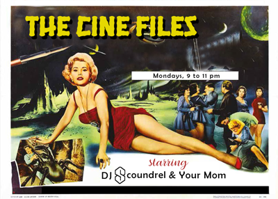 Cine Files Cover