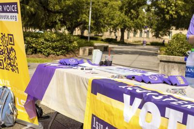 LSU Voter Registration Day