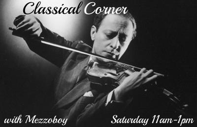 Classical Corner 3/14/20