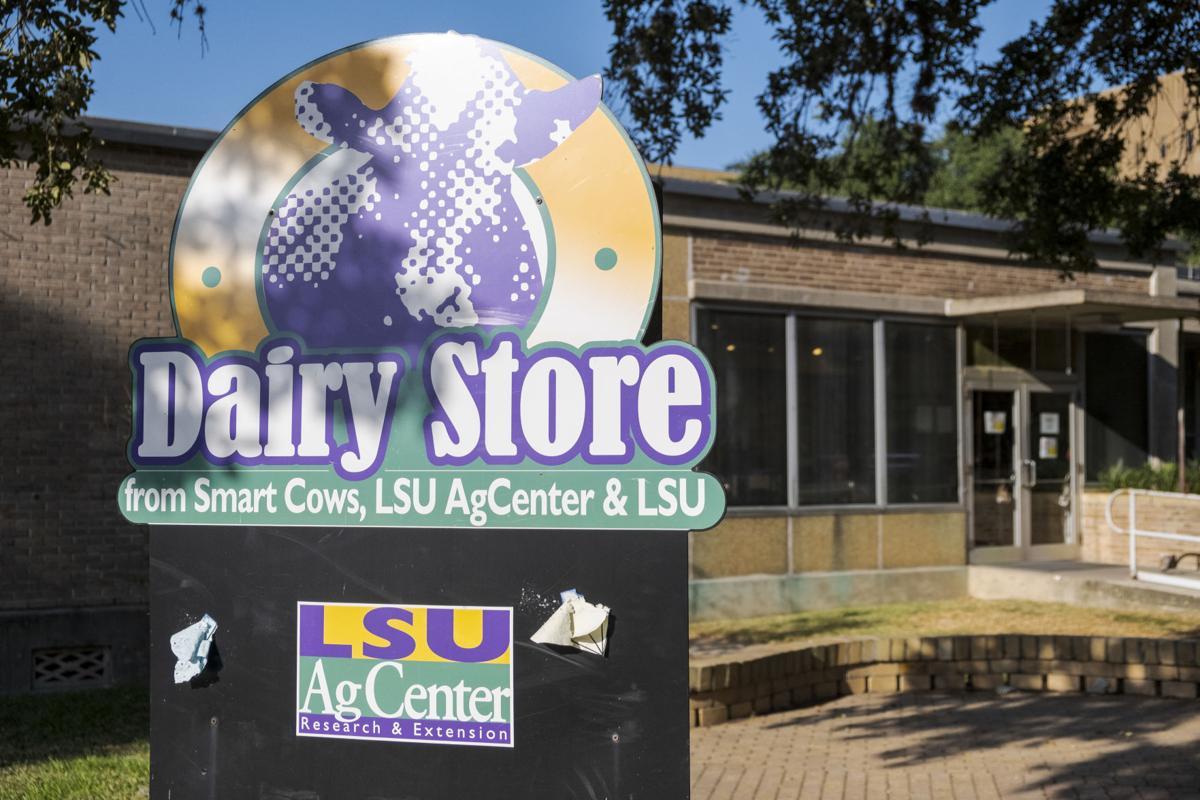 LSU AgCenter Dairy Store