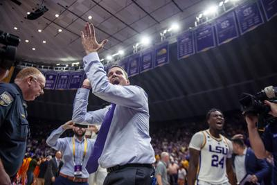 2.23.19 LSU celebtating