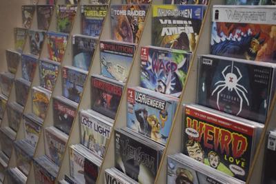 1-13-17 Comic Book Store