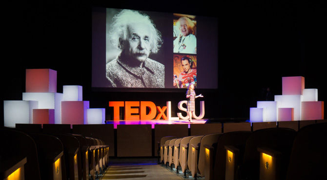 TEDxLSU