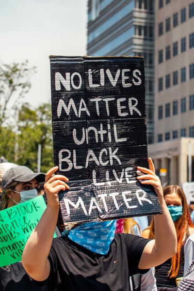 Baton Rouge Protests the Death of George Floyd