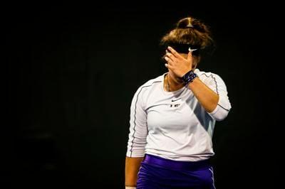 Women's Tennis VS UGA