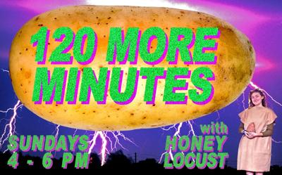 120 More Minutes 10/18/20