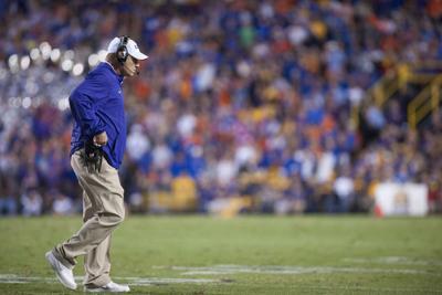 10/17/15 LSU vs University of Florida
