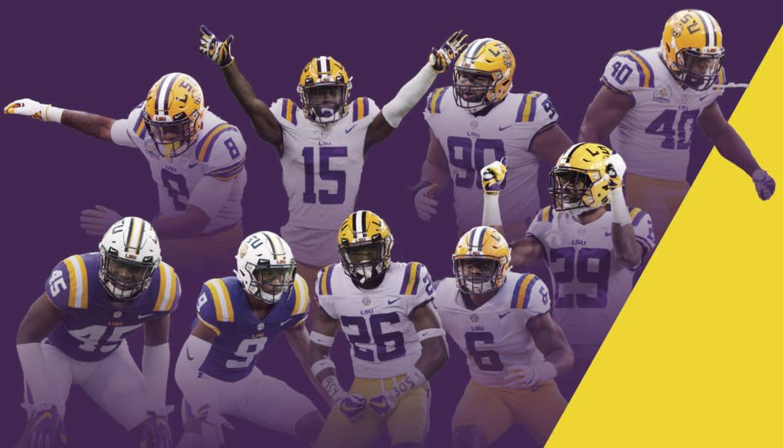 LSU defense once again boasts talent, athleticism in 2018