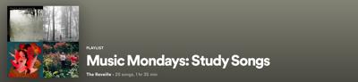 media Monday back to school