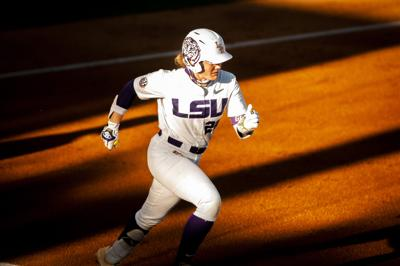 PHOTOS: LSU softball defeats Ole Miss