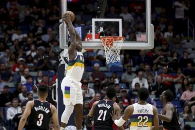Column: Pelicans will fly high without Alvin Gentry