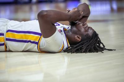 PHOTOS: LSU Basketball vs Florida