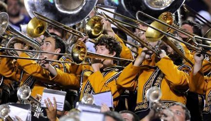 Football: LSU vs Mississippi State 10.5.13