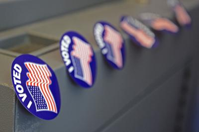 I voted buttons
