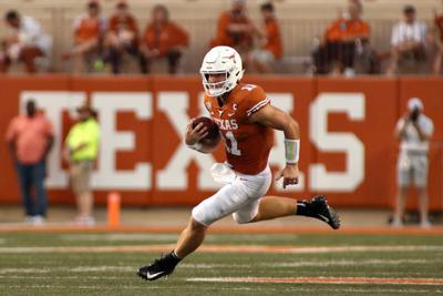 Texas Football v louisiana tech