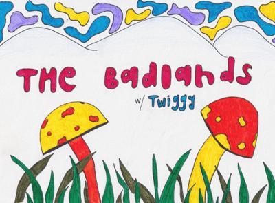 The Badlands logo