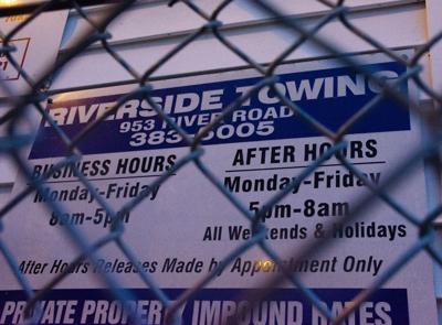 Riverside Towing