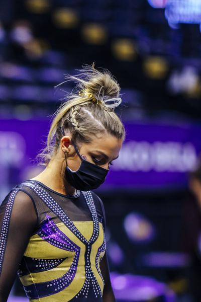 LSU gymnastics drops second straight meet in Alabama