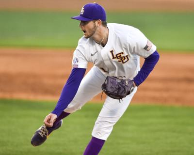 LSU baseball falls Vanderbilt
