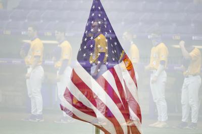 PHOTOS: LSU baseball falls to Vanderbilt in Game 3 of weekend series