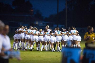 9.27.18 LSU Women's Soccer vs Alabama