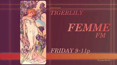 Femme FM 9/13/19