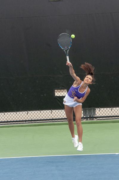 PHOTOS : LSU Women's Tennis VS South Carolina