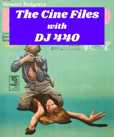 The Cine Files with DJ 440 2/19/19