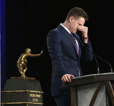 Heisman Trophy Award Show 2019