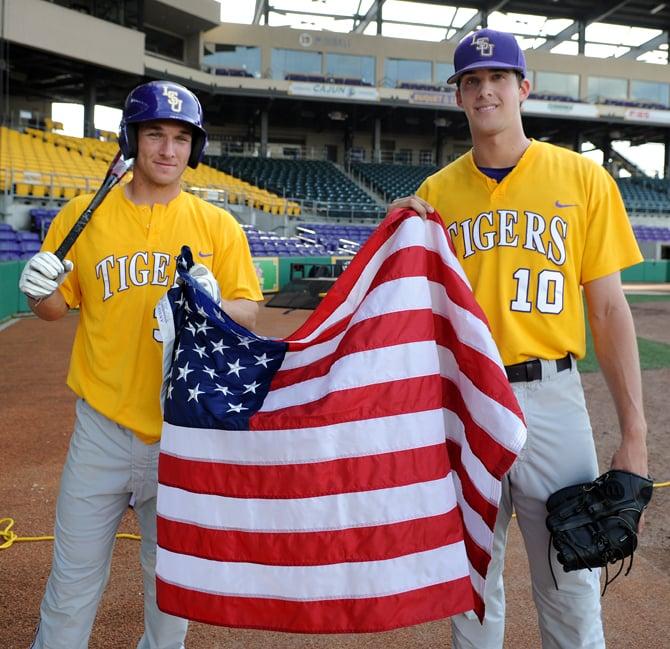wholesale dealer c5480 51e88 Baseball: Aaron Nola, Alex Bregman looking to shine for Team ...