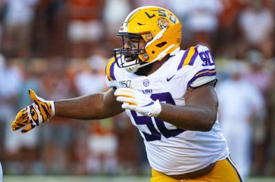 PHOTOS: LSU defeats Texas