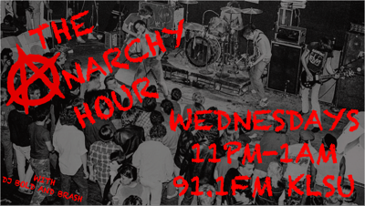 The Anarchy Hour 4/10/19