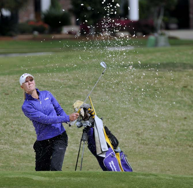 Lsu Women S Golf Finishes Second At Mason Rudolph Championship Daily Lsureveille Com