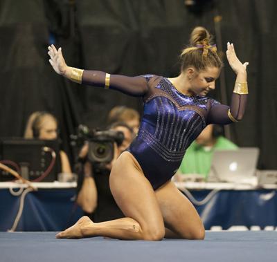 4-15-17 NCAA Women's Gymnastics Super Six