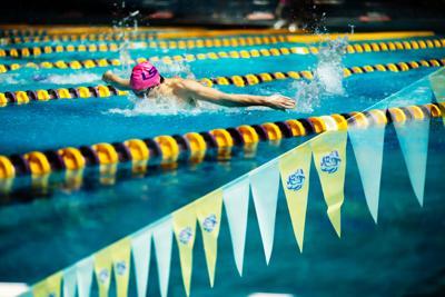PHOTOS: LSU swimming and diving defeats Grand Canyon University