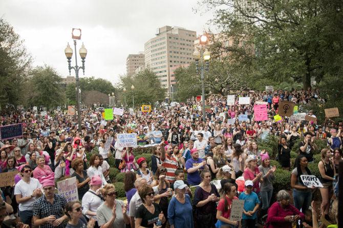 1-21-17 Women's March